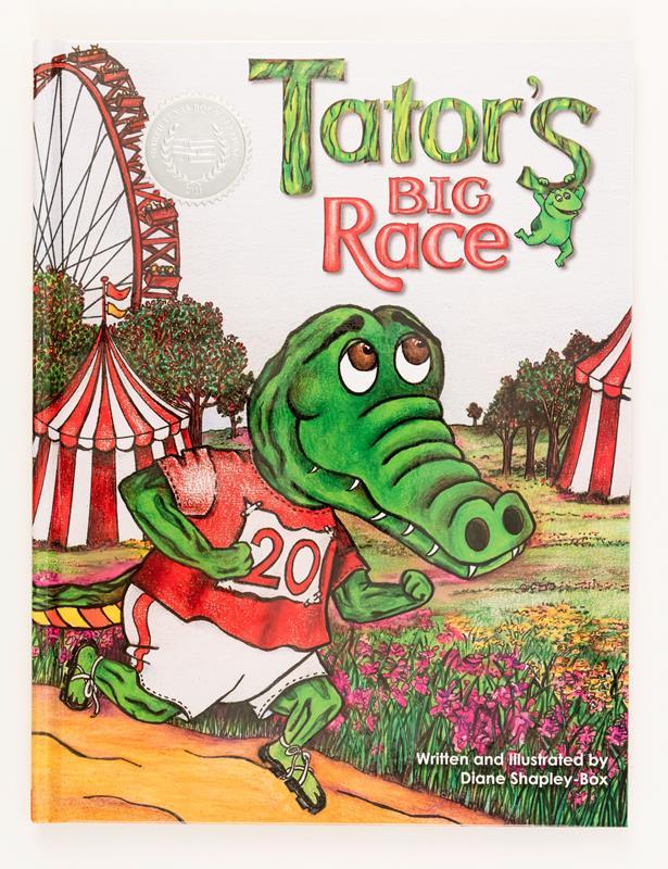 Tator's Big Race