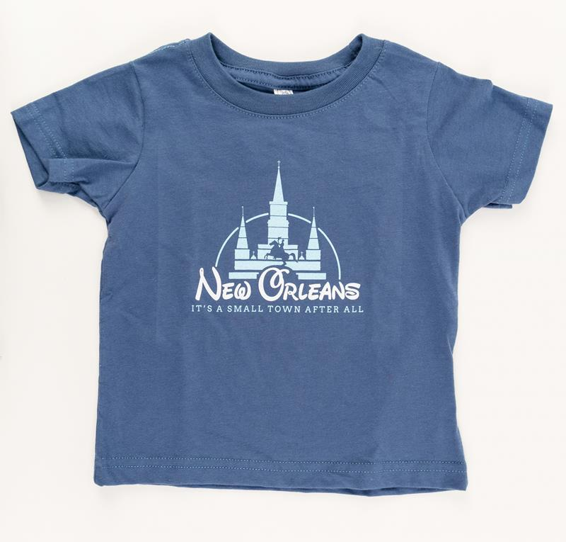 It's a Small Town After All Kid's Tee