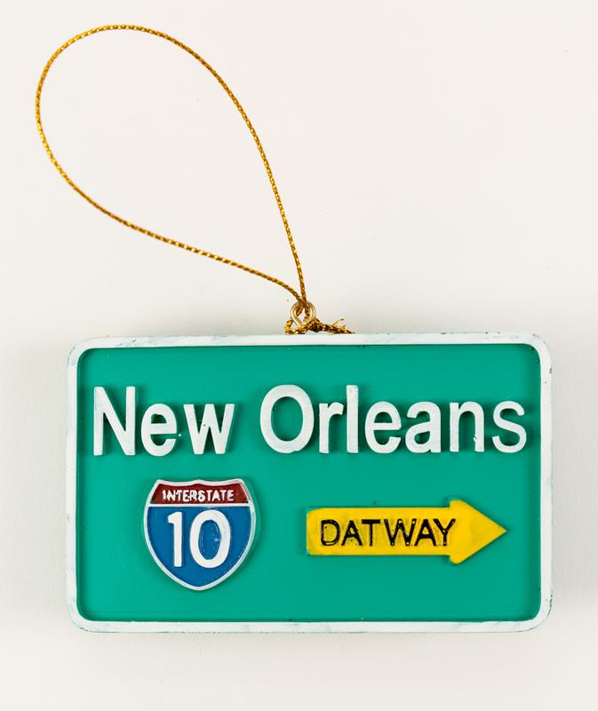 New Orleans Highway I10 East,T110